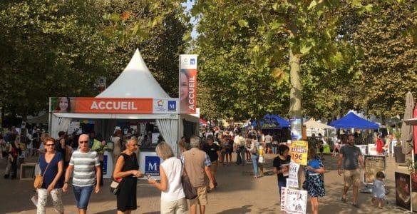 Montpellier : on a la date de l'Antigone des Associations