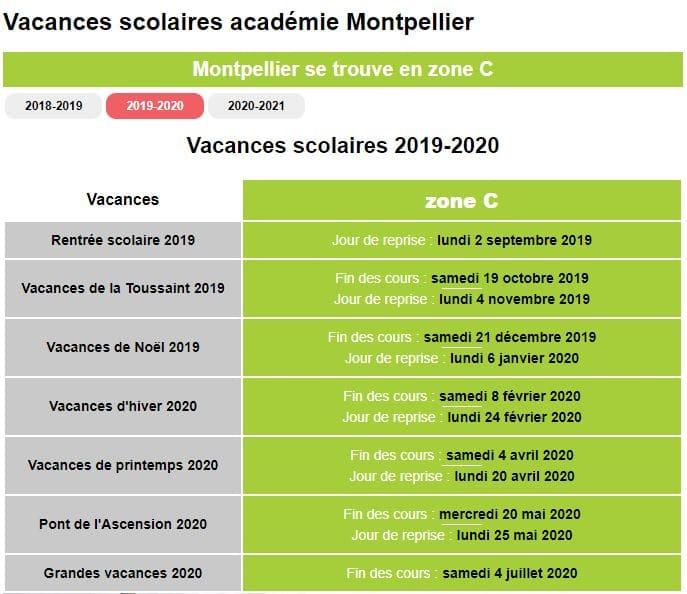 Calendrier Scolaire Mai 2020.Decouvrez Les Dates Des Vacances De L Annee 2019 2020 Claap