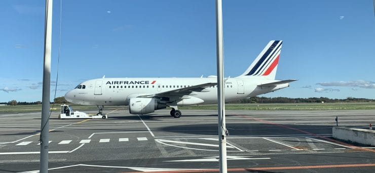 Air France reprend ses vols entre Montpellier et Paris-Orly