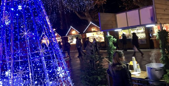 Montpellier : le marché de Noël fait son grand retour