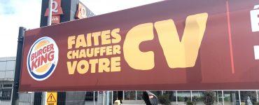 Montpellier : 70 postes pour bosser au nouveau Burger King