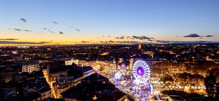 Montpellier : pas de grande roue cette année