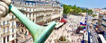 Montpellier : 5ème ville la plus recherchée par les Français cet été