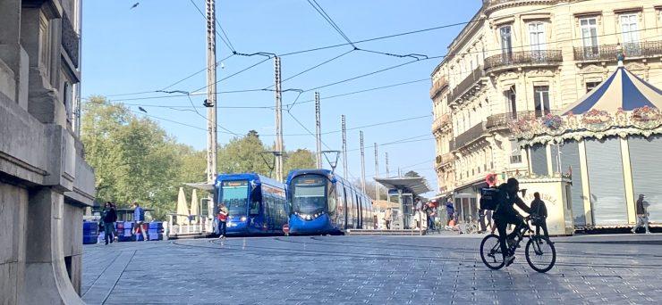 Montpellier : les livraisons des restaus autorisées jusqu'à minuit