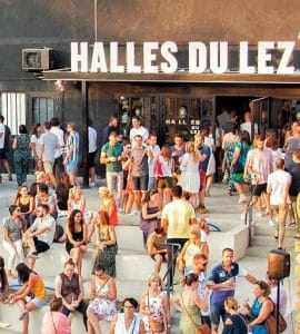 Montpllier Les Festiv'Halles du Lez sont de retour!