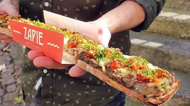 La street-food polonaise débarque rue de l'Aiguillerie!