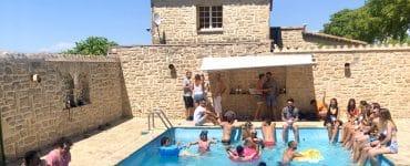 Montpellier : un dimanche pool party électro