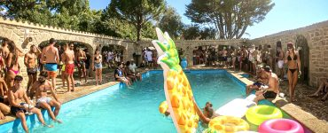 Montpellier : électro, cocktails et pool party