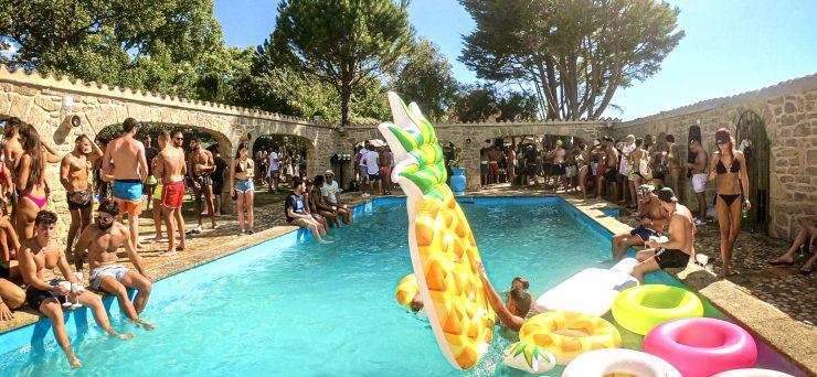 Montpellier : électro, cocktails et pool party