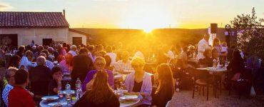Un dîner conté au Domaine de l'Oulivie