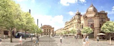 Montpellier : la Comédie va se refaire une beauté