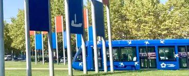 Montpellier : + 10% de fréquentation dans les trams le week-end
