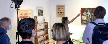 Montpellier : derniers jours pour l'expo hommage à Jean-Pierre Suc