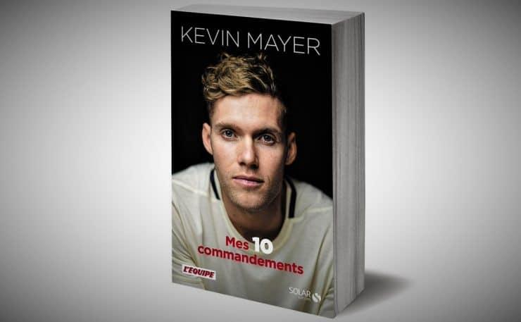 Kevin Mayer le champion montpelliérain sort son autobiographie !