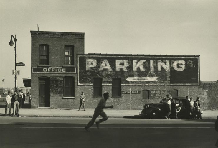 Le Pavillon Populaire rend hommage aux photographes de « L'École de New York » - copyright Dan-Weiner