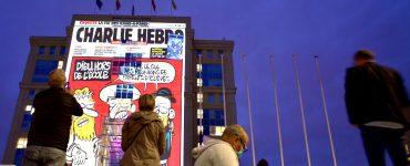 Montpellier : les caricatures de Charlie Hebdo projetées sur l'Hôtel de Région