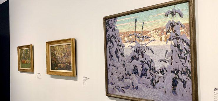 Musée Fabre : un voyage étonnant pour l'expo Le Canada & l'Impressionnisme
