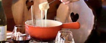 Et si on se faisait une fondue au chalet Chamoniard ?