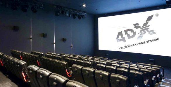 Montpellier : 8€ la séance pour le festival 4DX