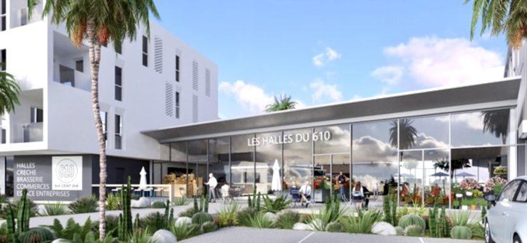 Montpellier : des halles pour 2022 à Jacou
