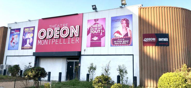Montpellier : lever de rideau pour l'Odéon