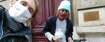Deliv'rue Montpellier le service de livraison de repas pour les plus démunis