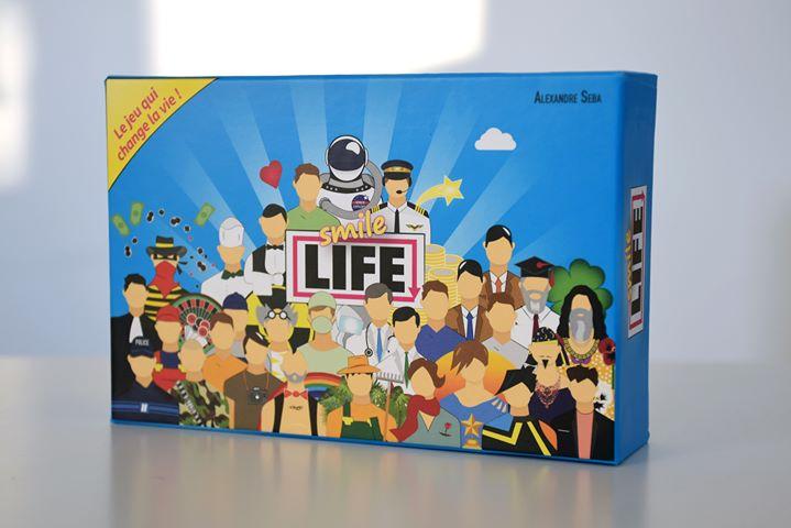Smile Life le jeu de société montpelliérain qui cartonne