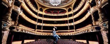 Montpellier : Il danse sur la scène de l'Opéra Comédie avec son BMX