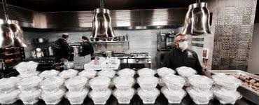 Montpellier : le restau Pompadour offre des repas aux plus démunis