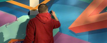 Le street-art va réveiller les murs du Polygone !
