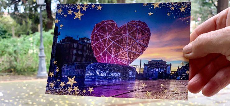 Envoyez gratuitement votre carte postale depuis Montpellier