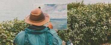 Arte raconte les vacances montpelliéraines du peintre Gustave Courbet