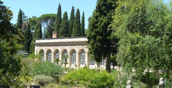 Le Jardin des Plantes de Montpellier sort un parfum