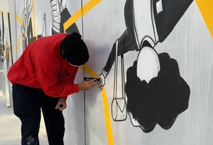 Street-art deux ateliers gratuits au Polygone