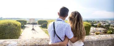 Saint-Valentin : l'Office du Tourisme lance la visite « Histoire(s) d'amour(s) »