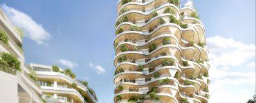 Higher Roch : la tour de 17 étages qui donne le vertige !