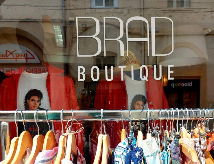 Brad Boutique souffle sa première bougie !