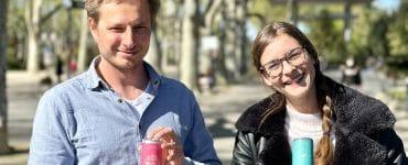 Montpellier : une start-up fait le pari du vin en cannette