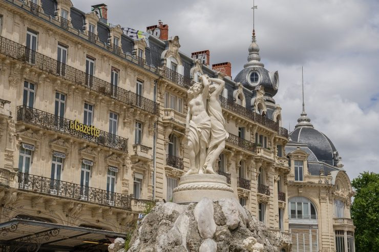 Montpellier le patrimoine se dévoile en ligne