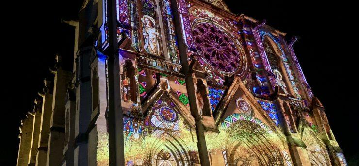 Montpellier : 4 soirs pour Cœur de Ville en Lumières en novembre