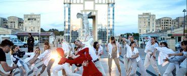 Montpellier : le festival Les Essentiels survole la place de l'Europe