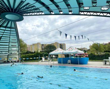 Montpellier : 3 piscines en extérieur ouvertes à tous