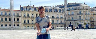 Montpellier : on a trouvé le champion du monde de ramassage de déchets