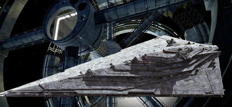 Star Wars s'empare de Pierresvives