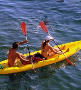 Un festival de canoe kayak s'invite sur le Lez