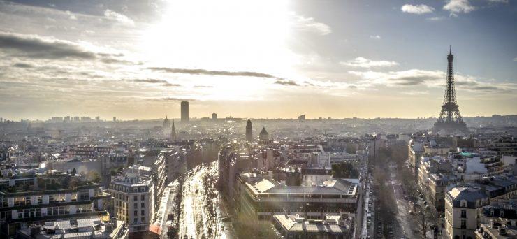 Montpellier-Paris à 40€ avec Air France
