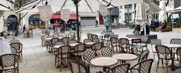 Montpellier : extension des terrasses jusqu'au 30 juin