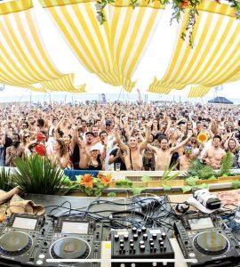 On va pouvoir danser pour le Worldwide Festival !