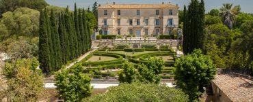 Visite guidée dans les jardins du Château de Flaugergues
