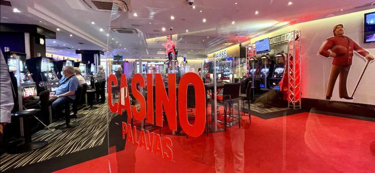 Palavas : le casino se déconfine !